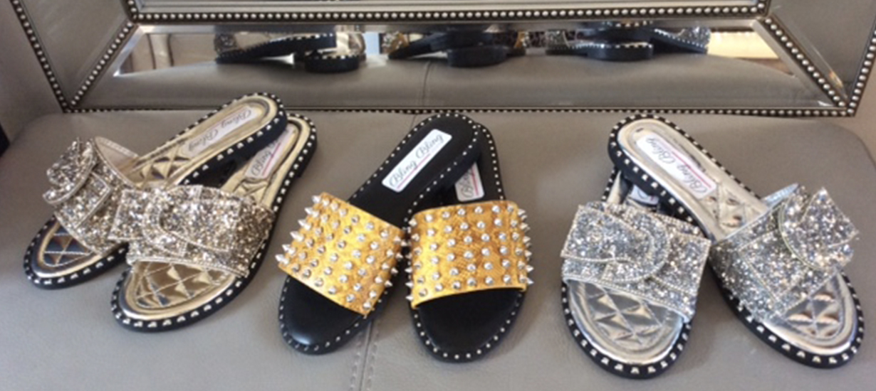 Bling Bling Shoes Chatham Kent